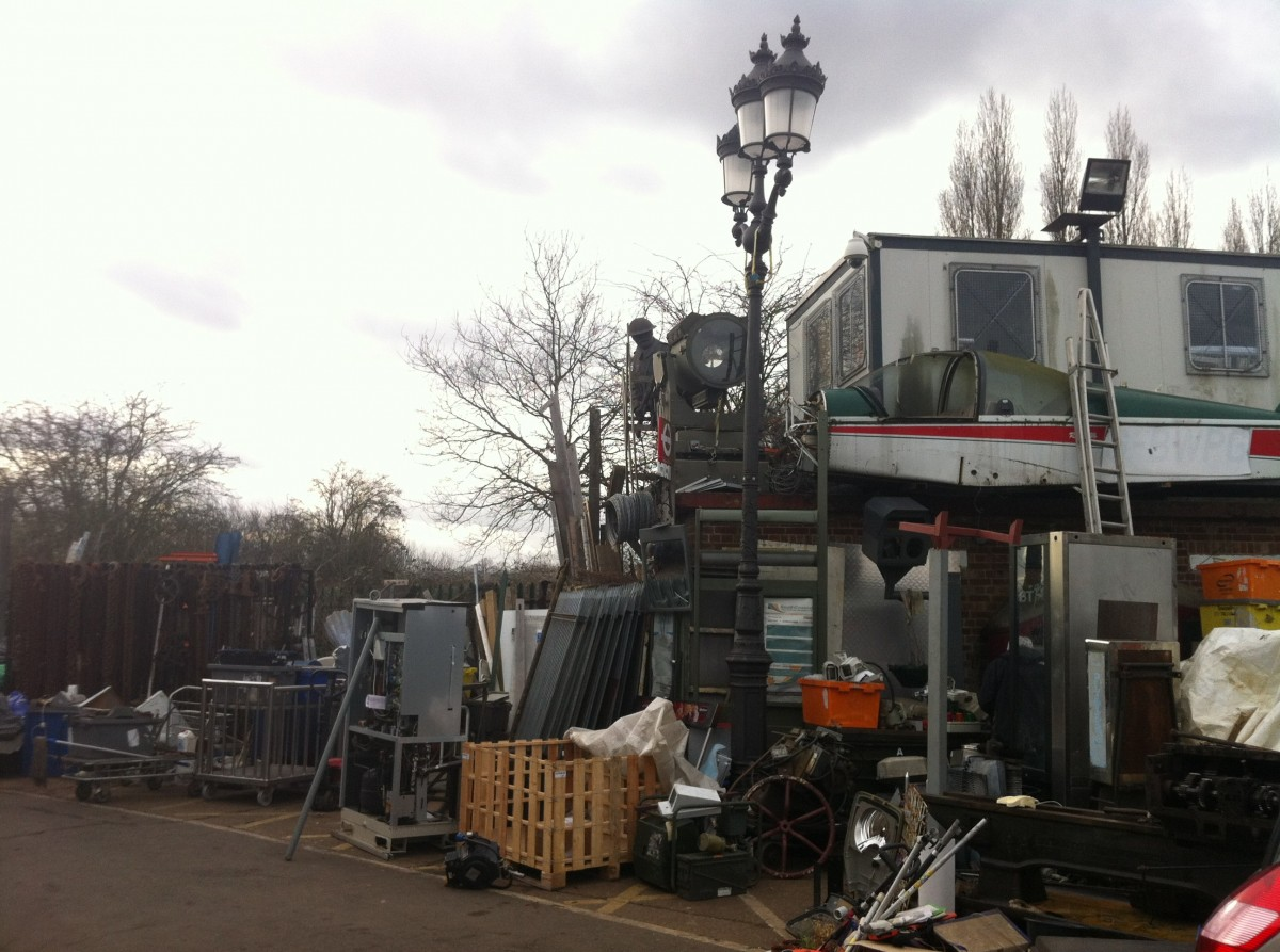 Men At Work Film And Tv Prop Suppliers Based In West London