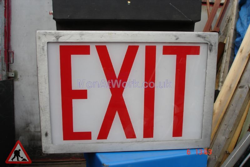 Made in USA Products Exit Light Co