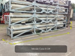 Missile Transit Case