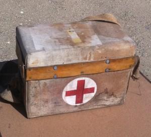 First Aid Kit English