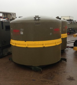 Tank Fiberglass Large
