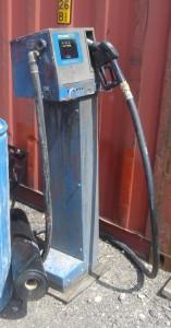 Industrial Petrol Pump