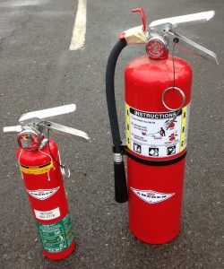 Fire Extinguisher American