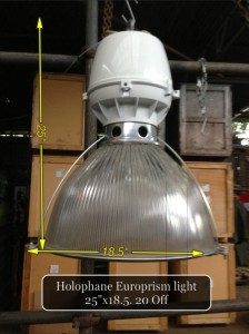 Holophane Light