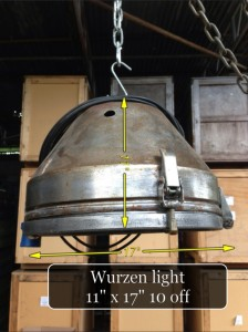 Wurzen Industrial Light