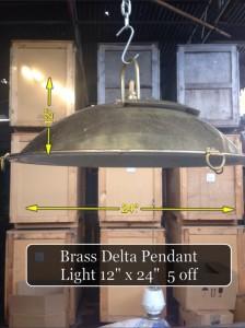 Delta Lamp