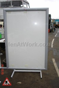Illuminated Ad Panel